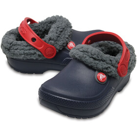 Crocs Classic Blitzen III Crocs Enfant, Navy/Slate Grey